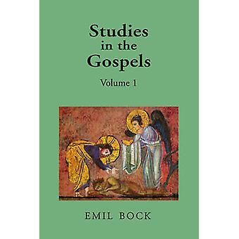 Études dans l'Evangiles - Volume 1 par Emil Bock - Tony jacobs-Brown - V