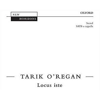 Locus iste: Vocal score (nouveaux Horizons)