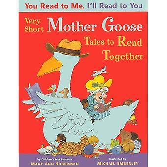 Sehr kurze Mutter Gans Geschichten zu lesen zusammen
