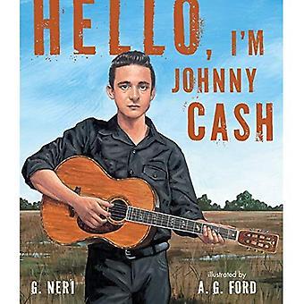 Bonjour, je suis Johnny Cash