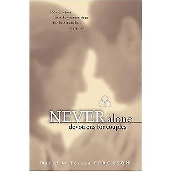 Jamais seules: Dévotions pour les Couples