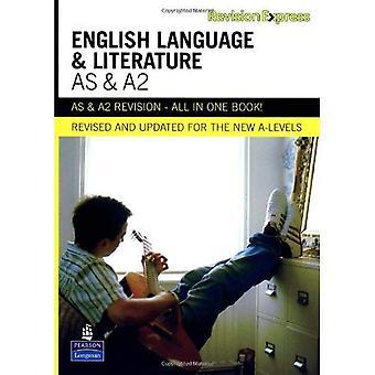 Herziening Express AS en A2 Engelse taal en literatuur (herziening Express)