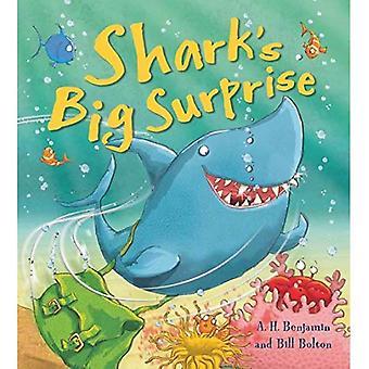 Grosse Surprise du requin: 3 (heure du conte)