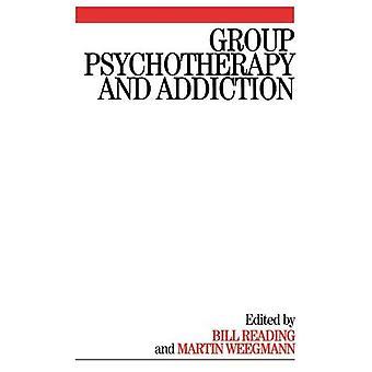 Groep psychotherapie en verslaving