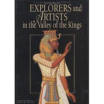 Explorateurs et artistes dans la vallée des rois
