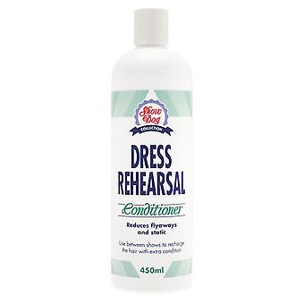 Show Dog Dress Rehearsal Pet Conditioner - Reduces Flyaways and Static