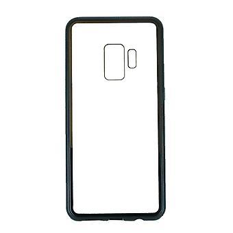 Affaire en verre trempé - Samsung Galaxy S9!