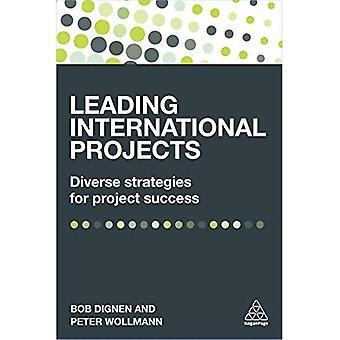 Ledande internationella projekt: Olika strategier för framgångsrika projekt