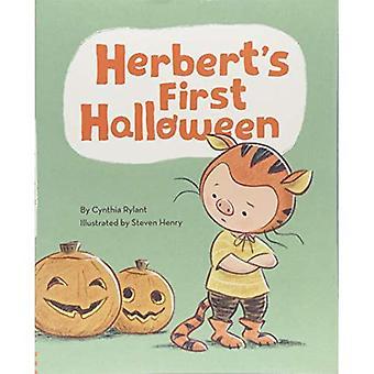 Herbert første Halloween