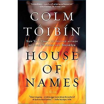 Huis van namen