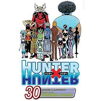 Hunter X Hunter, volum 30