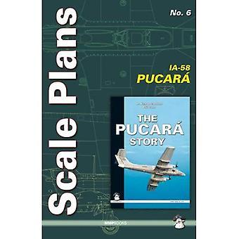 Scale Plans IA-58 Pucara