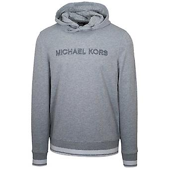 Michael Kors  Grey Hooded Sweatshirt