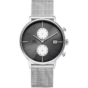Tanskan design Miesten Watch TIDLØS COLLECTION Chronograph IQ78Q975-3314629