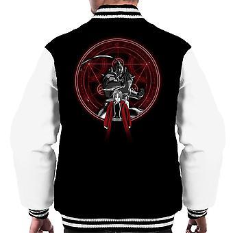 Alchemist Brothers Men's Varsity Jacket