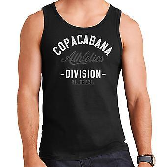Copacabana yleisurheilun jako miesten liivi