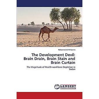 Die Entwicklung Teufel Braindrain Gehirn Fleck und Gehirn Vorhang von Alamin Mohamed Ali M