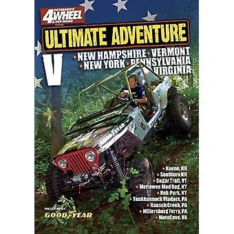 Petersen's 4Wheel & Off-Road Ultimate Adventure V [DVD] USA import