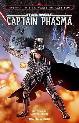 Star Wars - Journey To Star Wars - The Last Jedi - Captain Phasma by Ke