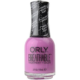 Orly ademende behandeling & Colour-TLC 18ml (OR114)