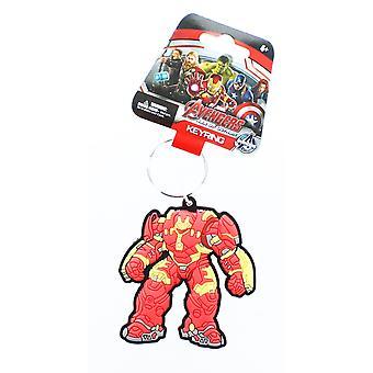PVC Key Chain - Marvel - Avengers 2 - Hulkbuster New Toys Gifts Licensed 68398
