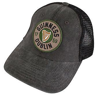 Guinness Dublín Logo malla Trucker Hat