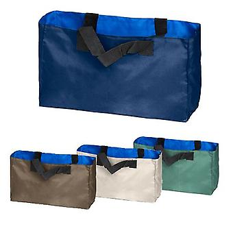 LOFT 25 set van 4 herbruikbare trolley shopping bags