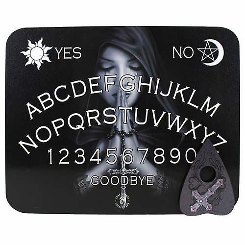 Gothic Prayer Ouija Board