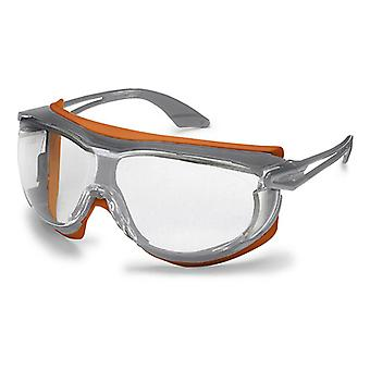 Uvex 9175-275 Skyguard Nt Clear Supravision HC-AF Safety Spectacles