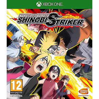 Naruto à Boruto Shinobi Striker Xbox One Jeu