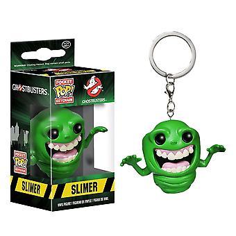 Ghostbusters Slimer Pocket Pop! Keychain II