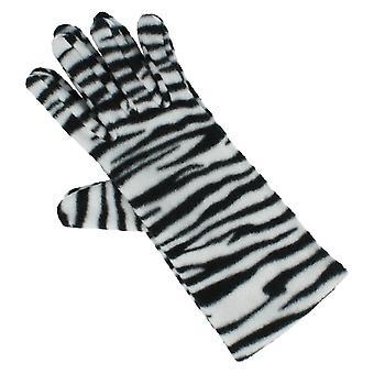 נשים Rjm אביזרים להדפיס בעלי חיים כפפות סגנון-GL252