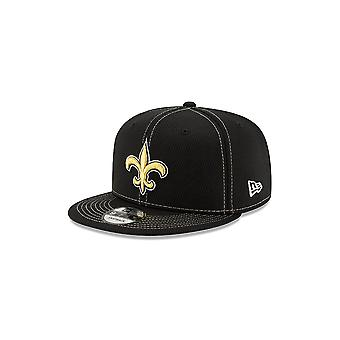 New Era Nfl New Orleans Saints 2019 Sideline Road 9fifty Snapback