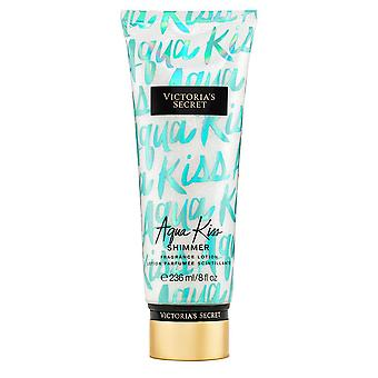 Victorias Secret Aqua Kiss Shimmer Body Lotion 236ml