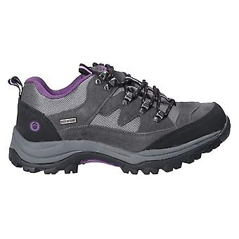 Cotswold Womens/Ladies Oxerton Leather Hiking Shoes