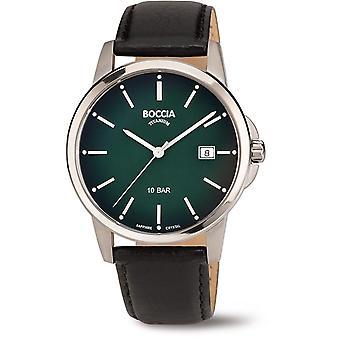 Boccia Titanium 3633-02 Miesten Watch