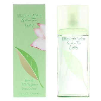 Elizabeth Arden Green Tea Lotus Eau De Toilette For Her