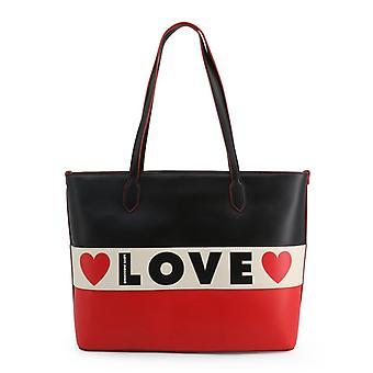 Love Moschino kvinnor ' s shopping Bag Black jc4228pp08kd