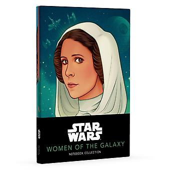 Star Wars R Women of the Galaxy Notebook Collection by Lucasfilm LTD.