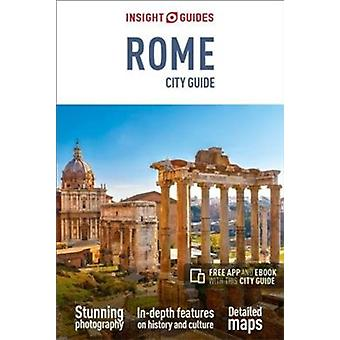 Insight Guides City Guide Rome Travel Guide with Free eBook