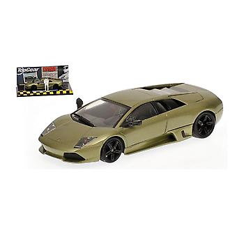 Lamborghini Murcielago LP640 Diecast Model Car Top Gear