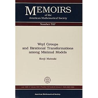 Weyl Groups and Birational Transformations among Minimal Models - 978