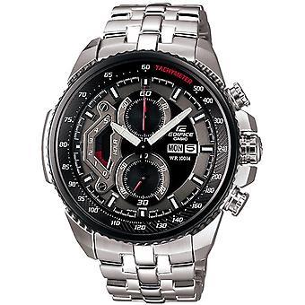 Casio Edifice Black Dial Men's Chronograph EF-558D-1AVEF