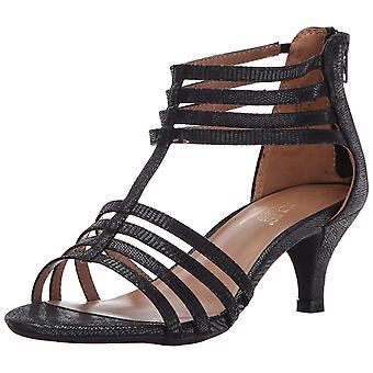 Aerosolit naisten limeade avoin toe rento strappy sandaalit