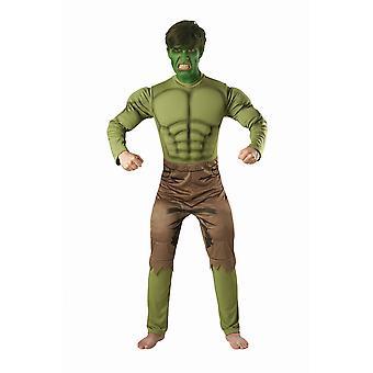 Hulk Mens Deluxe Full Body Costume