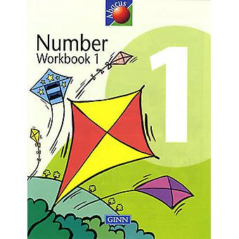 1999 Abacus Year 1  P2 Workbook Number 1 8 pack by Merttens & Ruth & BA & MEDKirkby & Dave