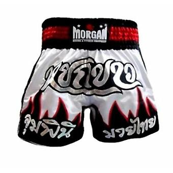 Morgan V2 Flame Muay Thai Shorts