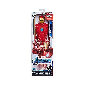 Marvel Avengers Iron Man Endgame Titan Hero 12 Inch Action Figure