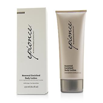 Renewal enriched body lotion for all skin types 220488 230ml/8oz