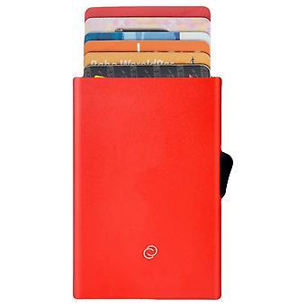 C-Secure Card Holder - Red